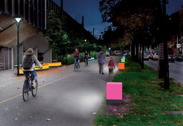 <b>lightWAVE</b>, Ideenwettbewerb licht:gürtel