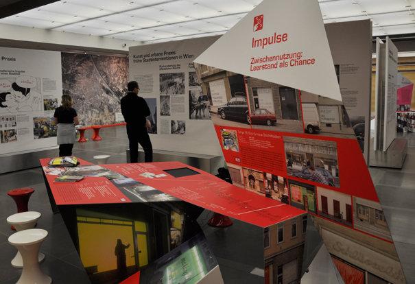 <b>Das Wiener Modell der Stadterneuerung</b>, Ausstellungszentrum der Wiener Städtischen im Ringturm