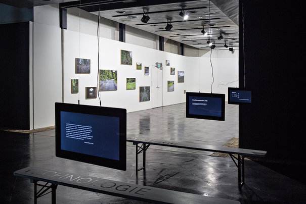 Ausstellungsansicht 2014 • © Michael Goldgruber