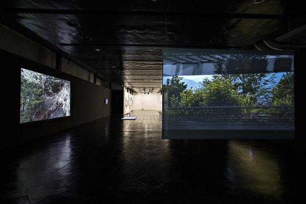 <b>»16,27m/s« Wege über den Semmering</b>, Ausstellung im kunsthaus muerz
