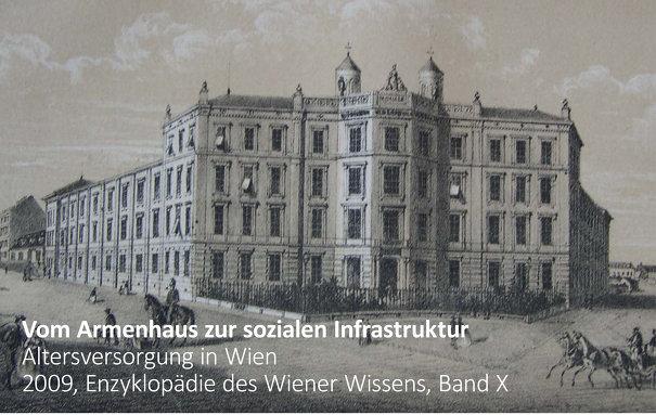 Vom Armenhaus zur sozialen Infrastruktur, 2009